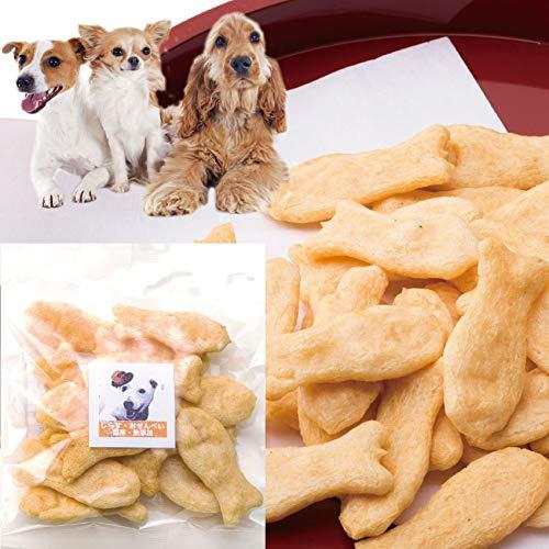 犬用 おやつ 無添加 国産 (関節・骨の為の せんべい)1袋 15g×5袋