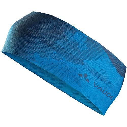 Vaude Stirnband Cassons Headband, baltic sea, One Size, 04917