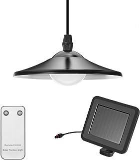 Solar Lampion 20 LED weiß Hängelampe Garten Lampe Solarlampe Solarleuchte
