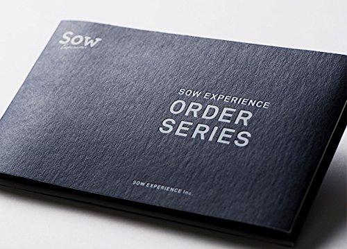 SOWEXPERIENCE(ソウ・エクスペリエンス)『オーダーシャツチケット』