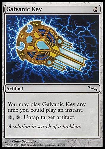 Magic The Gathering - Galvanic Key - Mirrodin