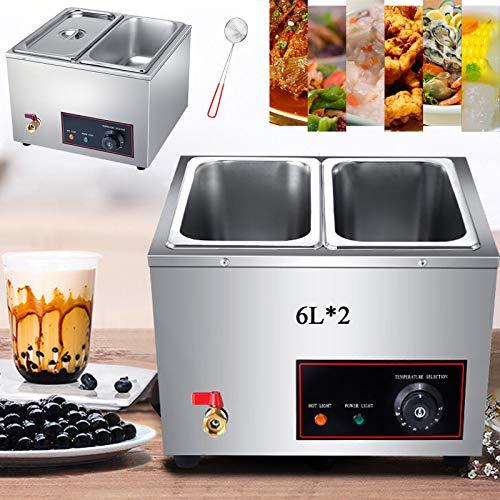Aocay Catering Calentador Eléctrico de Alimentos con Perill