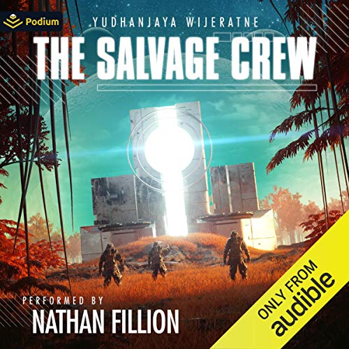 The Salvage Crew cover art