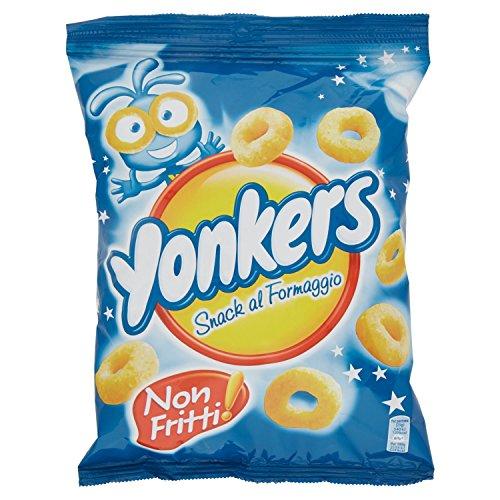Yonkers Snack al Formaggio, 100g