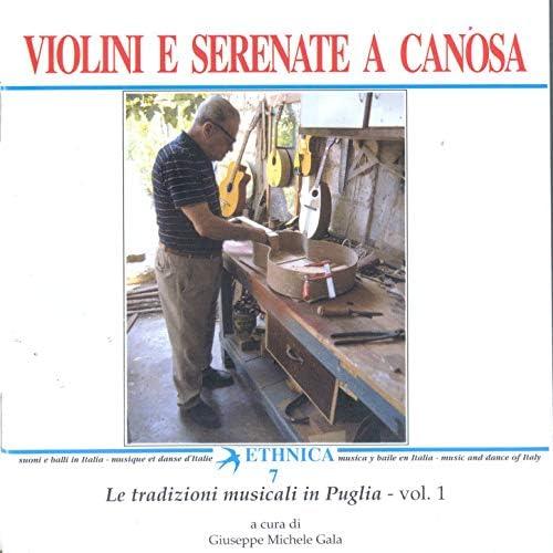 Le tradizioni musicali in Puglia Vol. 1: Violini e serenate a Canosa