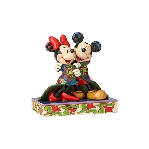 Enesco Disney Traditions Figurita Despreocupados Y Libres, Simba, Timon Y Pumbaa, Resina, Multicolor, 38.1 x 10.2 x 19… 3