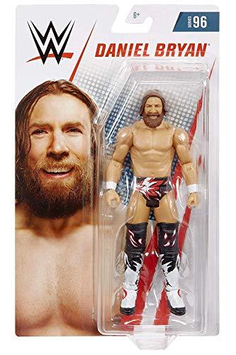 WWE Wrestling Mattel Basic BATAILLE COMBAT Heritage Le Miz Figure