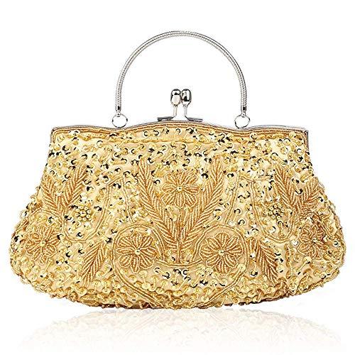windsor Damen Taschen Damen Handtaschen Umhängetasche (Gelb)
