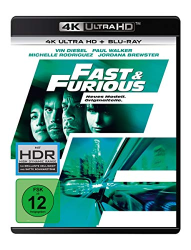 Fast & Furious: Neues Modell. Originalteile.  (4K Ultra HD) (+ Blu-ray 2D)