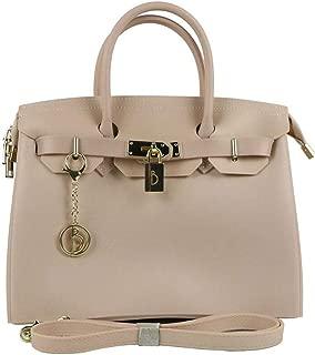 Lady Bag Handbag The New Shoulder Messenger Bag Women's Handbag (Color : Apricot, Size : OneSize)