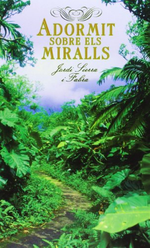 Adormit Sobre Els Miralls: 24 (La Galera jove)