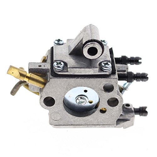 Carbhub C1Q-S258 Carburetor for Stihl MS192 MS192T MS192TC Chainsaw Carb Replace Zama C1Q-S258 1137-120-0650 with Fuel Line Filter Spark plug Tune-up Kits