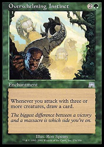 Magic: the Gathering - Overwhelming Instinct - Istinto Travolgente - Onslaught