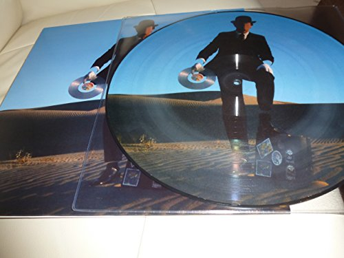 LP.PINK FLOYD.PICTURE.WISH YOU WERE HERE.LIVE.NY 1994 .FAN CLUB JAPAN.500 COPIES