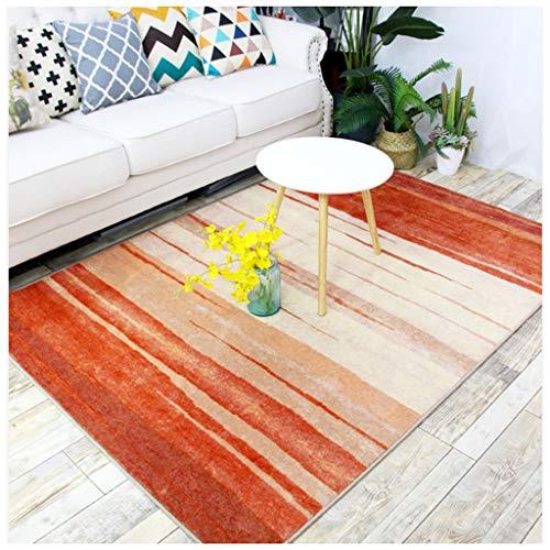 Vloerkleed van graniet, minimalistisch, modern, voor woonkamer, slaapkamer, tafel, karpet, vloer, decoratie voor huis, voor luchtige kinderen en huisdieren 200×300cm