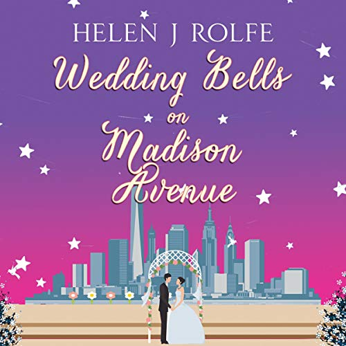 Wedding Bells on Madison Avenue audiobook cover art