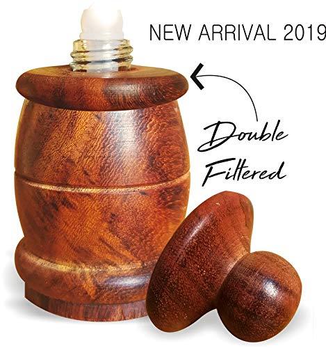 Parag Fragrances Bramah kamal Attar 6ml / Handcrafted Wood Attar Bottle/Parag Woods Attars (Best/Top Attars of India By PF)