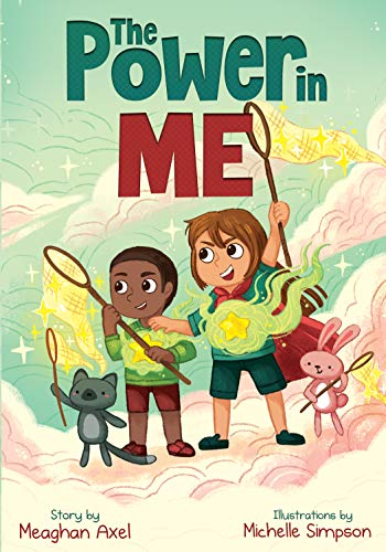 The Power In Me by Meaghan Axel ebook deal