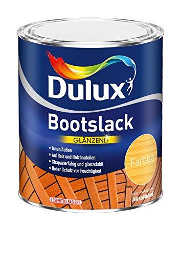 AKZO NOBEL (DIY DULUX) 5195009 Dulux Bootslack glänzend 0,375 L