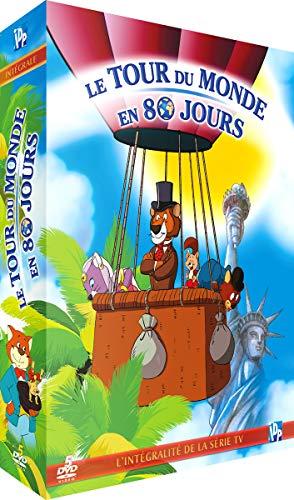 Le Tour du Monde en 80 Jours-Intégrale Saison 1 (5 DVD) [Édition Collector]