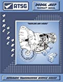 ATSG 46RE 47RE 48RE Transmission Repair Manual (48RE Transmission -...