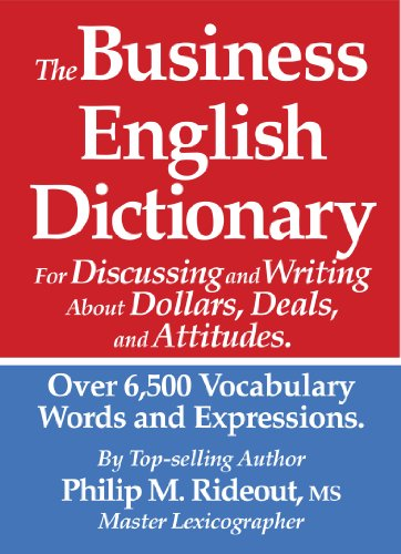 The Business English Dictionary