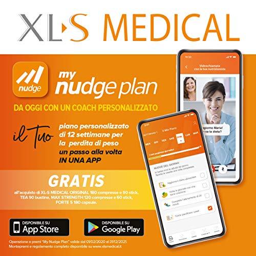 XL-S Medical Integratore Controllo del Peso Appetite Reducer - 60 Capsule