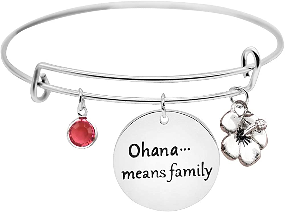 MASN 5% OFF Family BBF Best Friends Necklace Ohana are Mesa Mall P You My Flower