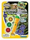 Taschenlampe mit Tier Projektor