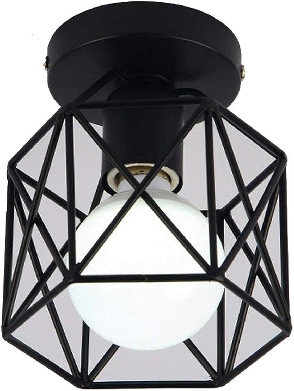 Kronleuchter Modernes Design Retro Licht Pendelleuchte Cafe Bar Gang Wohnzimmer Dekoration Lampe Deckenleuchten [Energieklasse A +++]