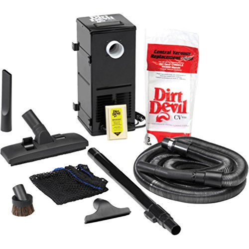 Our #8 Pick is the HP Products 9880 Dirt Devil Central Vacuum