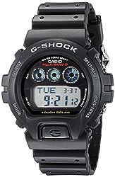 Casio Men's G-shock GW6900-1 Tough Solar Sport Watch