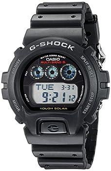 Casio G-Shock GW6900-1 Men s Tough Solar Black Resin Sport Watch