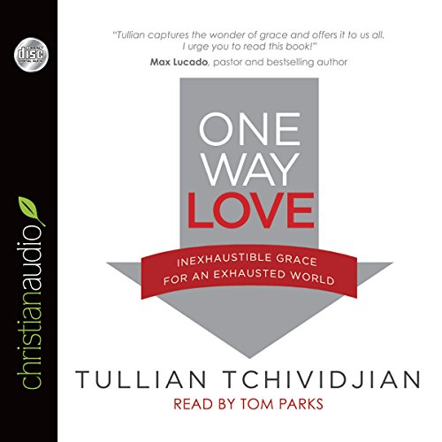 One Way Love audiobook cover art