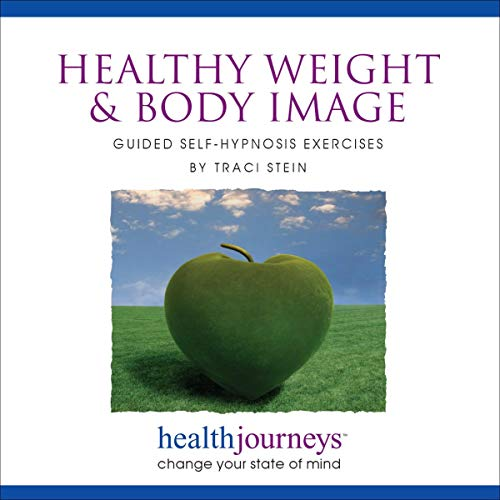 Healthy Weight & Body Image audiobook cover art