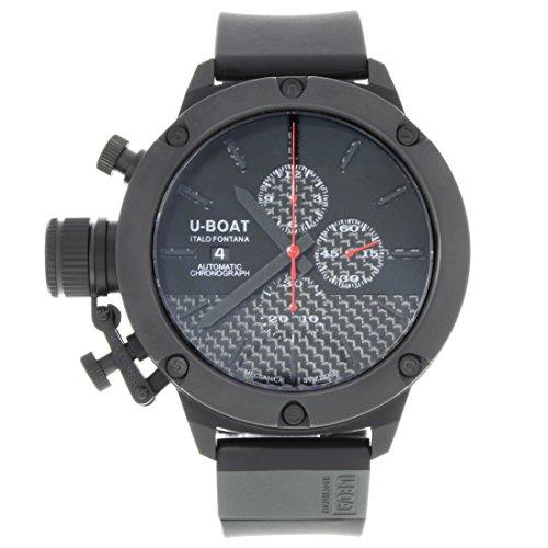 U-Boat 6549 Classico 53 Herren-Armbanduhr Titan IPB Chrono
