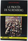 Le procès de Nuremberg - Ouest-France - 19/10/1995