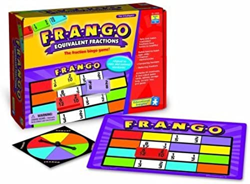 F - R - A - N - G - O by Educational Insights