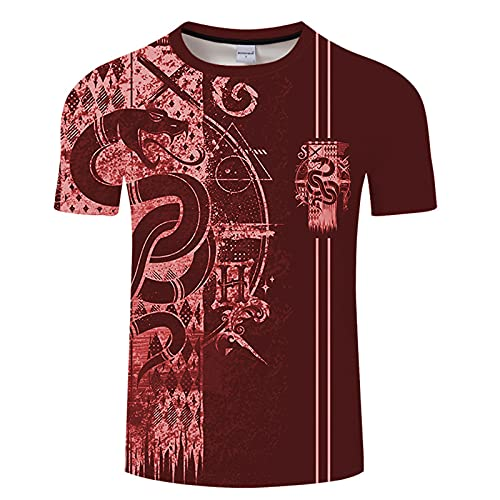 XDJSD Camiseta para Hombre Camiseta Corta De Manga Corta Camiseta De Gran Tamaño Top Camiseta De Cuello Redondo para Hombre Camisa para Hombre Camiseta De Manga Corta para Hombre con Cuello Redondo