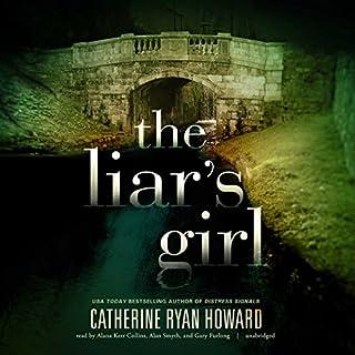The Liar's Girl audiobook cover art