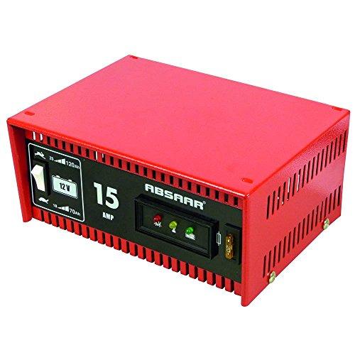 Absaar AA 635615 635615 Standard Batterieladegerät 15Amp 12V