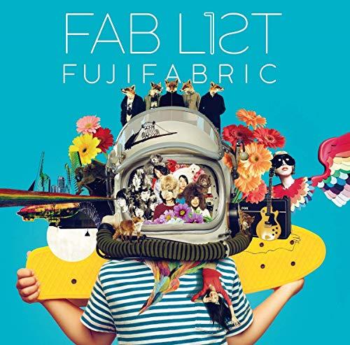 【Amazon.co.jp限定】FAB LIST 1(初回生産限定盤)(2CD)【特典ステッカー付】