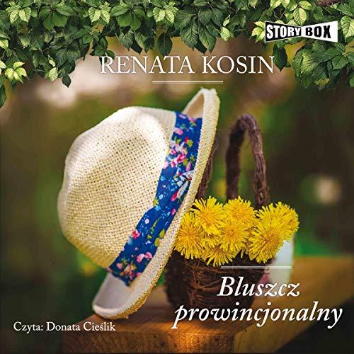 Bluszcz prowincjonalny audiobook cover art