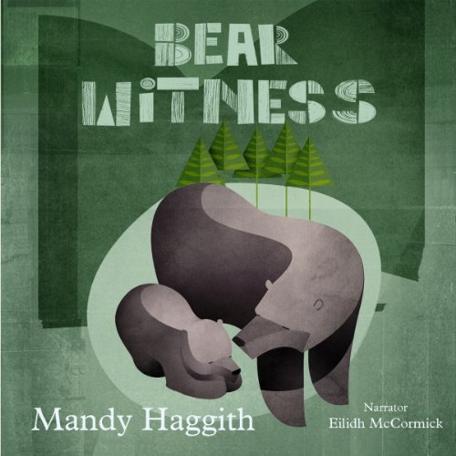 Bear Witness audiobook cover art