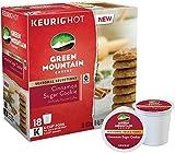 Green Mountain Coffee, Cinnamon Sugar Cookie, K-Cups for Keurig Brewers, 18 Count