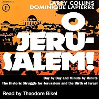 Couverture de O Jerusalem