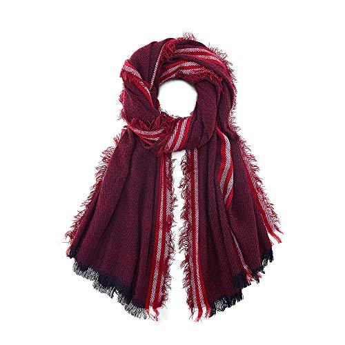 Cox Damen Trend-Schal Rot 1
