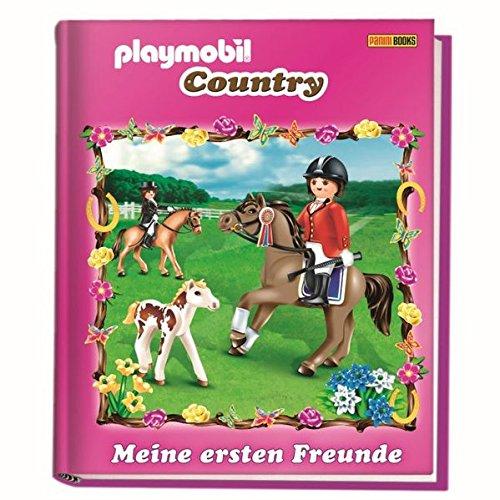Playmobil Country Kindergartenfreundebuch: Meine ersten Freunde