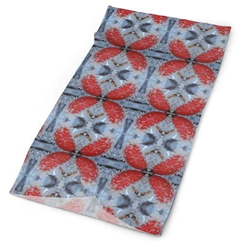 XCNGG Crysta Variety Scarf Wrap Bandana Copricapo Ghette per Il Collo Sciarpa per Il Viso Maschere solari