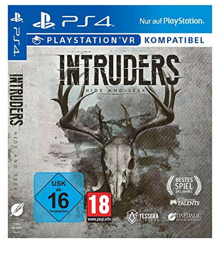 Intruders: Hide and Seek (PS4 Deutsch)